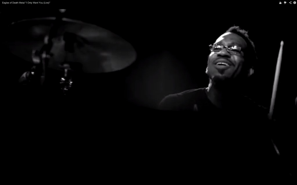Drummer Claude Coleman Jr. Blog