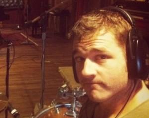 Curtis Marrero of Milo Greene drummer blog