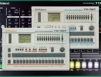 Showroom: Roland Adds Vintage Sounds in the 7X7-TR8 Drum Machine ...