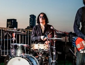 <b>Russell Simins of the Jon Spencer Blues Explosion</b>
