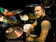 <b>Drummer Blog: Mark Zonder on New While Heaven Wept Album, Composing, and his Studio</b>