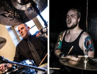 <b>Drummer Blog: Jazzer Bryan Tuk and Metal Head Justin Vigile Overcome Adversity and Form Production C...</b>
