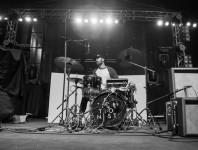 Drummer Blog: Fictionist's Aaron Anderson on Being a Left-Hande...
