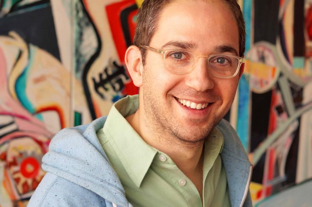 Drummer and Artist Aaron Siegel
