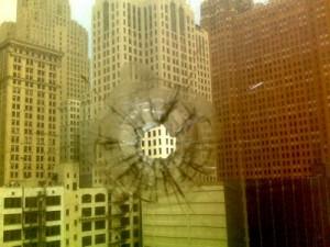Detroit Bullet Hole