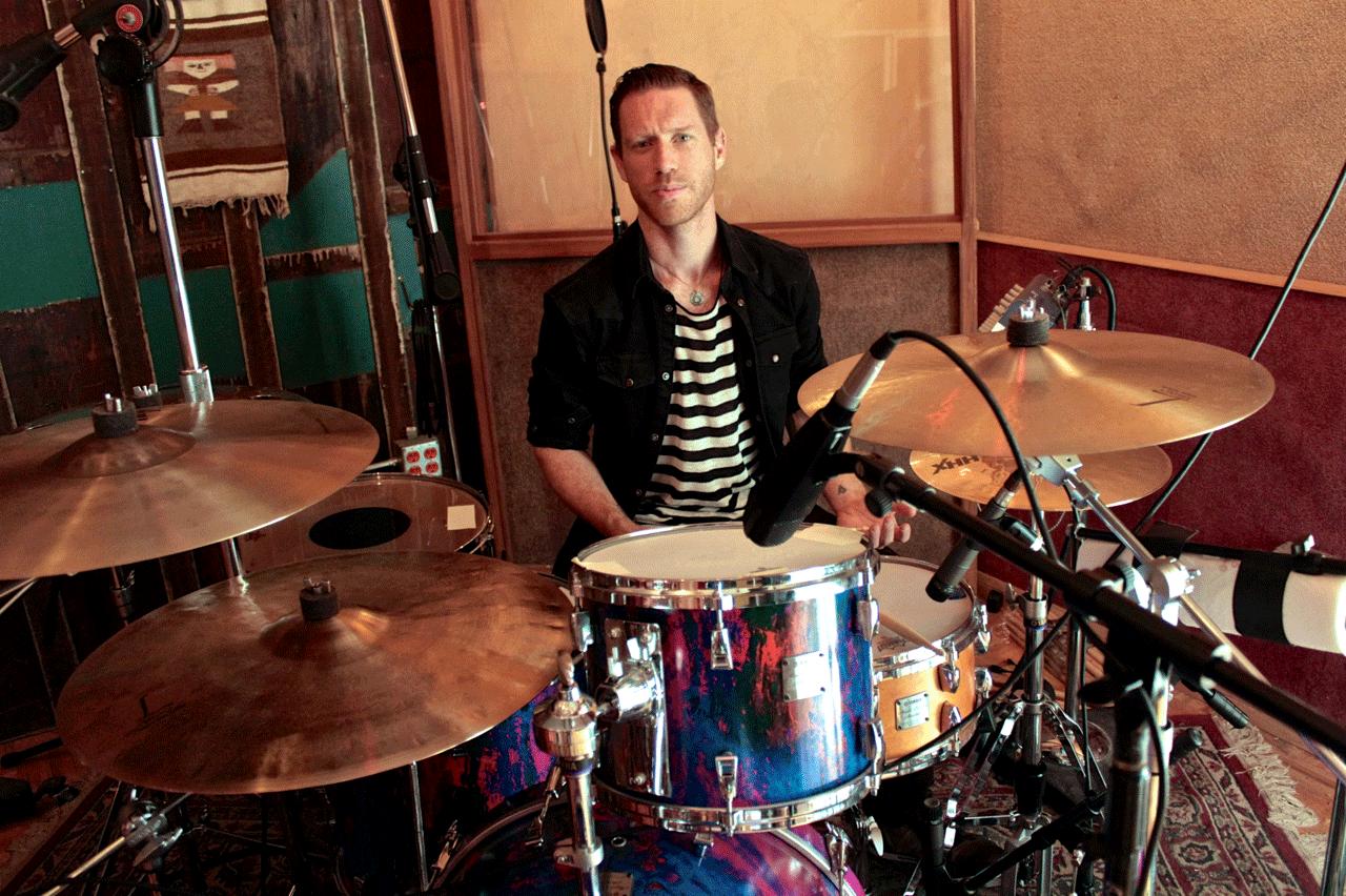 Drummer Blog: Birds of Tokyo's Adam Weston Talks Productivity in the Studio