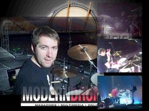 Drummer Adam Silverman
