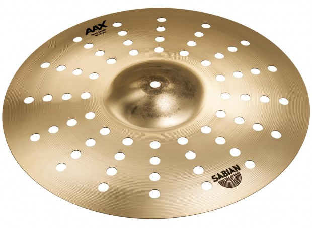 Sabian Aero crash