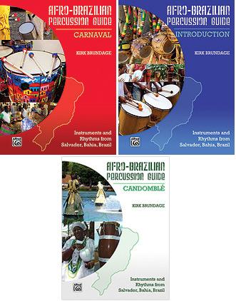 Afro-Brazilian Percussion Guides