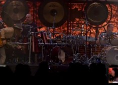 Guitar Center's 26th Annual Drum-Off Finals took place this past January 17, at Club Nokia in Los Angeles. Gregg Bissonette hosted the event, which included five finalists facing off in a drum solo showcase.