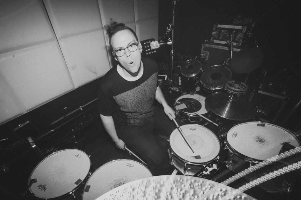 Drummer Blog: Walk the Moon's Sean Waugaman on Recording the New Album