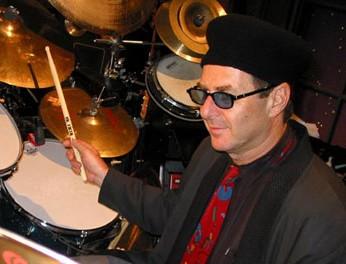 Drummer Anton Fig