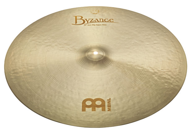 Meinl Byzance Vintage Crashes and Jazz Ride Additions