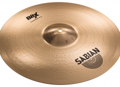 Sabian has announced that B8, a bestseller since its launch in 1984, will be replaced with the significantly improved B8X series, which features fully hammered bells, adjusted profiles, and a new logo, at the same prices...
