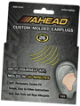 <b>Ahead Custom Molded Earplugs </b>