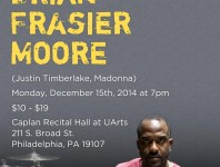 "On Monday, December 15th at 7pm, Philly Drum Project will be hosting a ""homecoming"" drum clinic with musical director/drummer Brian Frasier Moore...."
