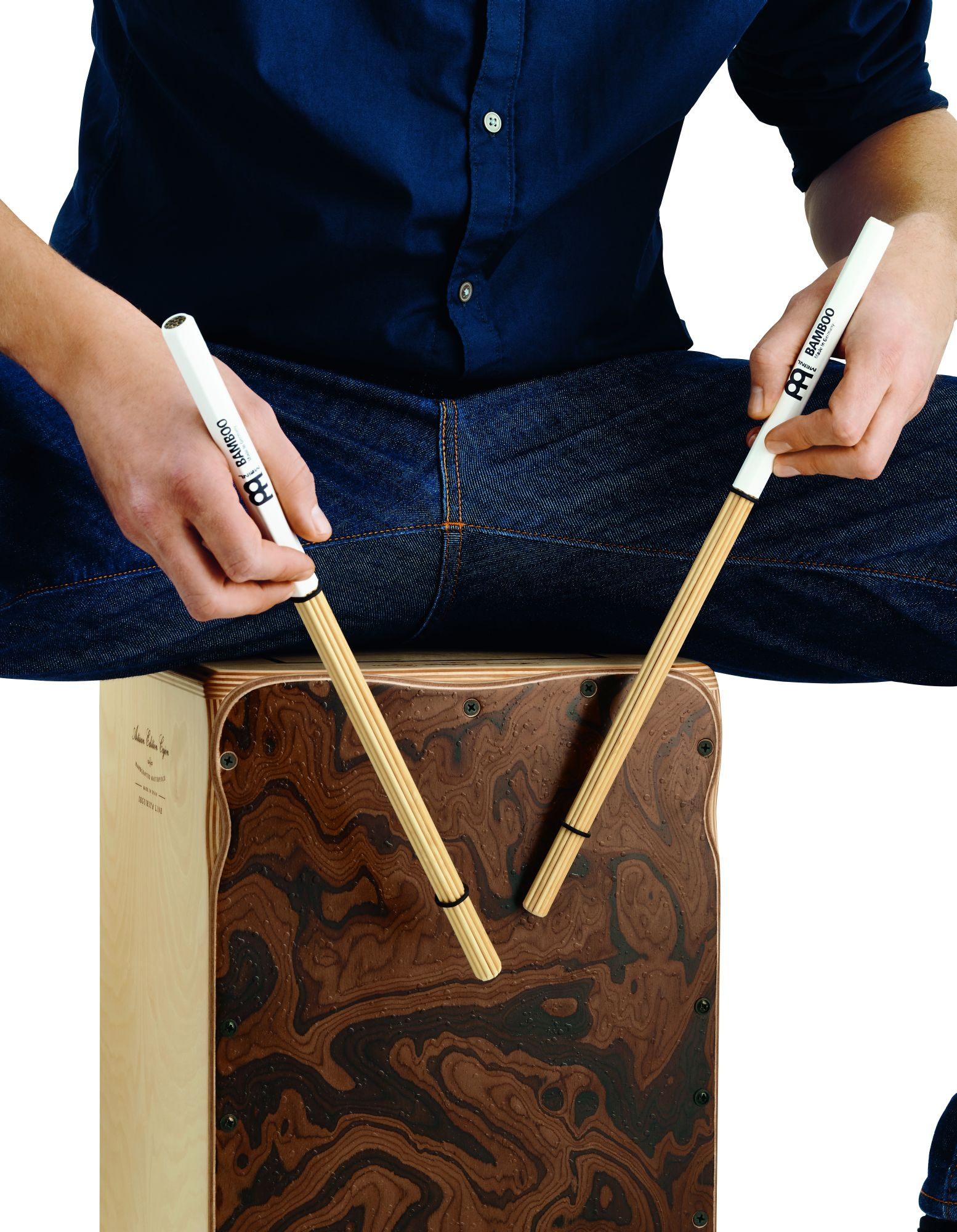 Showroom: Check Out Meinl's Bamboo Multi-Stick Collection!
