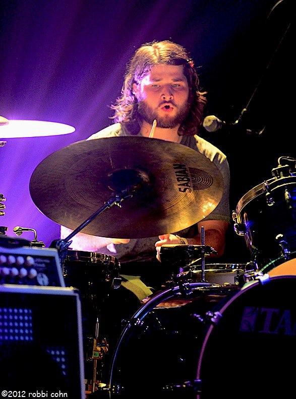 Drummer Ben Vinograd of Big Something‹Blog