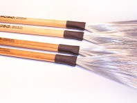 <b>Boso Bamboo Drumsticks Introduces New Fixed Handle Wire Brushes</b>