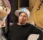 """Drummer Brian """"Brain"""" Mantia"""