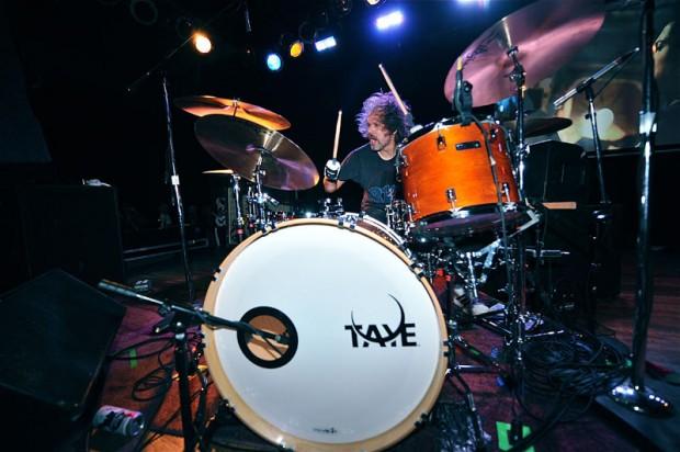 Brian St. Clair of Local H Drummer Blog