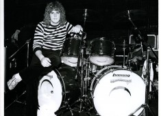 Modern Drummer was saddened to hear of the passing of Bruce Crump, drummer for the popular southern rock band Molly Hatchet....