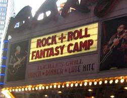Rock N Roll Fantasy Camp 2006