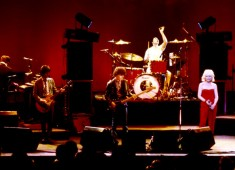 """A band's fortieth anniversary might find the members in victory-lap, let's-slow-it-down-a-notch mode. Not so with Blondie. To mark the big four-oh, the group is touring extensively and has released a double-disc package titled Blondie 4(0)-Ever, featuring a collection of new songs called Ghosts of Download along with the album Greatest Hits Deluxe Redux, which comprises new studio recordings of the band's biggest songs. Drummer Clem Burke isn't slowing down either, with multiple side projects (the Empty Hearts, the Split Squad, the International Swingers) and a John Varvatos ad campaign to occupy his """"downtime."""" Here, as an online addition to MD's September 2014 Influences piece, Blondie's timekeeper fills us in...."""
