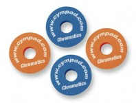 Cympad Chromatics Colored Cymbal Washers