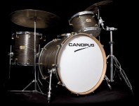 Canopus Ash Standard Drumset