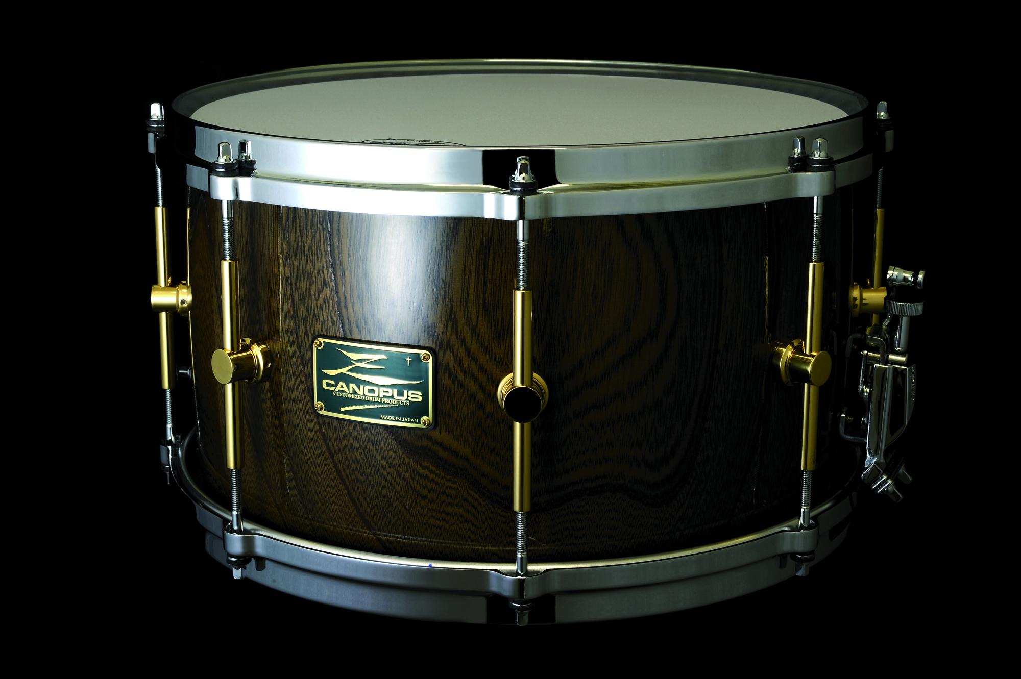 Canopus 8x14 Zelkova Snare Drum