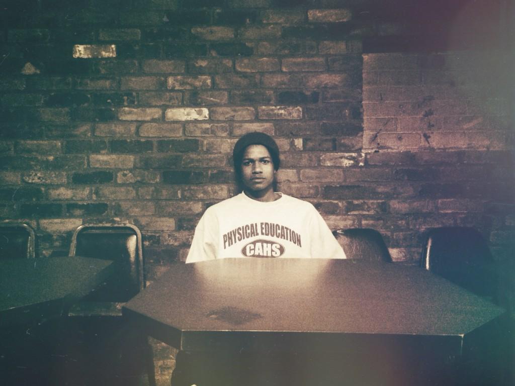 Drummer Darien Williams of Carbon Tigers