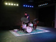 Drummer Ches Smith Taking Residence at the Stone in NYC Beginning...