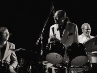 <b>Legendary Drummer Chico Hamilton Continues Monthly Concert Series At NYC's DROM</b>