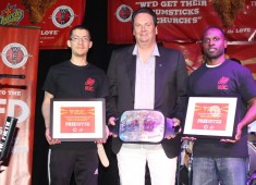 Church's Chicken and World's Fastest Drummer (WFD) recently hosted the 2015 World's Fastest Drummer Southeast Championship, where Charles Goodwin was named Hands Champion and Joshua Robinson was named Foot Champion....