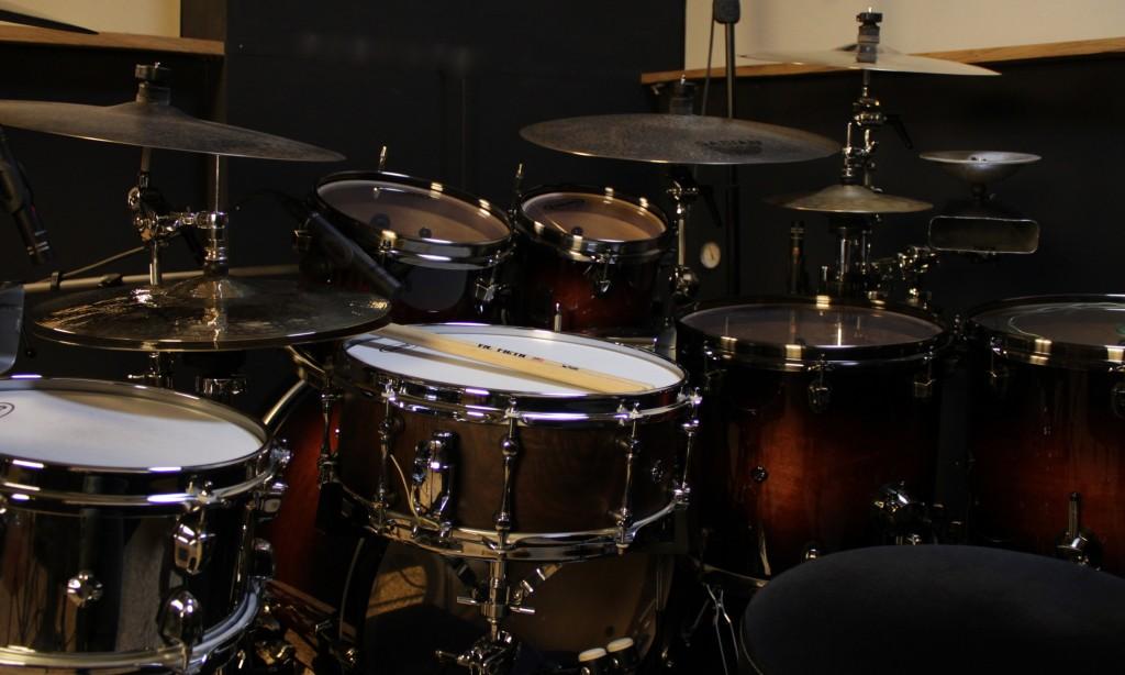 Claus Hessler's Drumkit