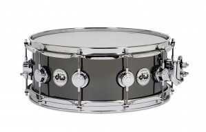 Collector's Series Black Nickel-Brass 5.5x14
