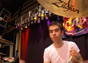 New Found Glory Drummer Cyrus Bolooki