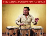 <b>Rudiments On Congas by Alex Acuña Available as Download or on DVD</b>