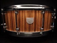 Castle Drum Company Produces Tapered Stave Snares