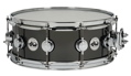 <b>DW Black Nickel–Over-Brass Collector's Series Snare Drums</b>