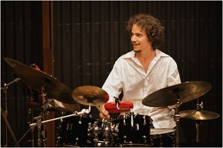 Drummer Dafnis Prieto