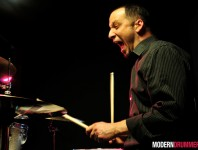 Hello fans of music, drumming, and <em>Modern Drummer</em>! Dave DiCenso here, checking in with my first <em>MD</em> blog. I'm happy to let you know I'm currently touring with the amazing singer Josh Groban.