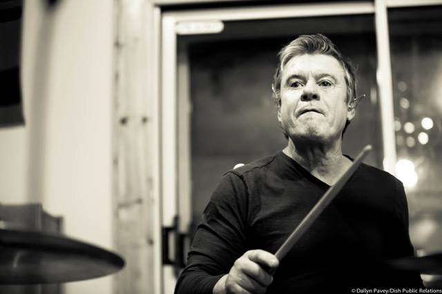 The Hooters' David Uosikkinen Talks Thirty-Five Years of Drumming