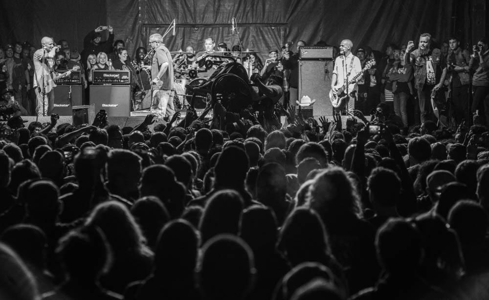 Descendents at FUN FUN FUN Fest 2013