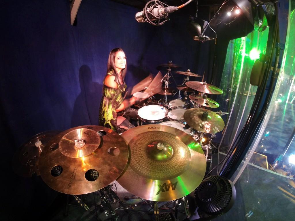 Drummer Blog: Cirque Du Soleil's Amaluna's Didi Negron on Living Your Dream