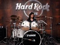 <b>Chilean Drummer Diego Fuchslocher</b>
