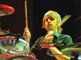 Drummer Dominic Howard of Muse
