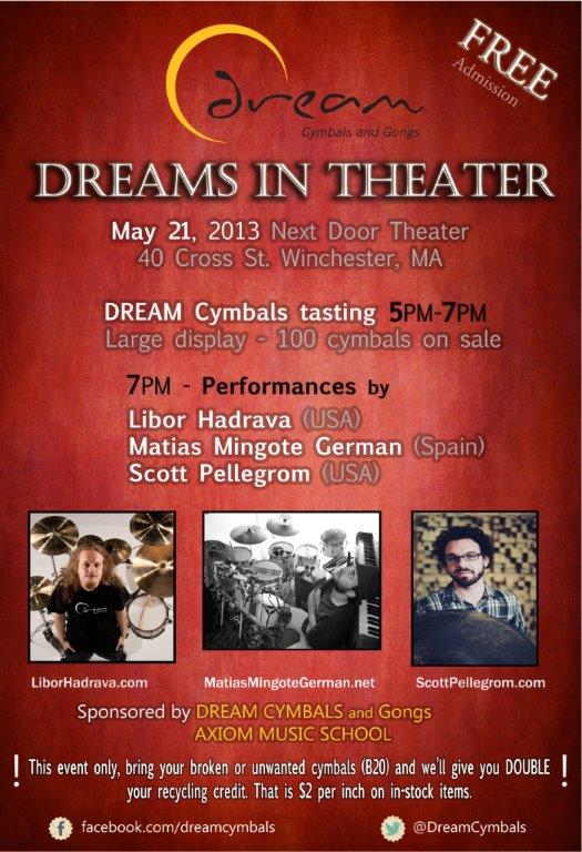 'DREAMS in Theater' Live Event