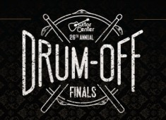 Five talented drummers from across the country have been chosen from over 5,000 drummers entered in more than 1,000 local competitions nationwide to compete as finalists in Guitar Center's 26th Annual Drum-Off, the world's premier drum competition....